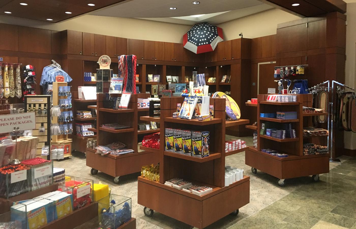 Harry S. Truman gift shop