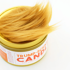 Trump-Scented Candle