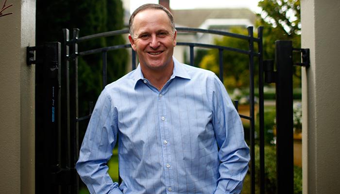 John Key, former prime minister of New Zealand