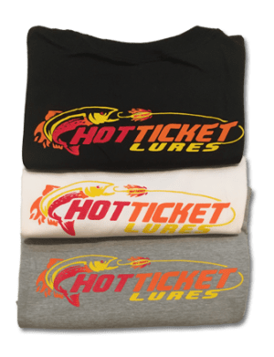 Hot Ticket Lures T-Shirts