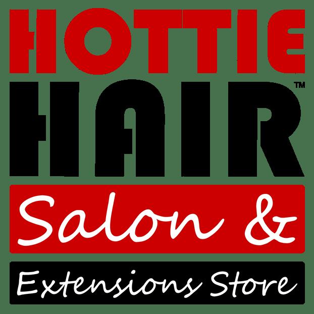 Hottie Hair Square Logo