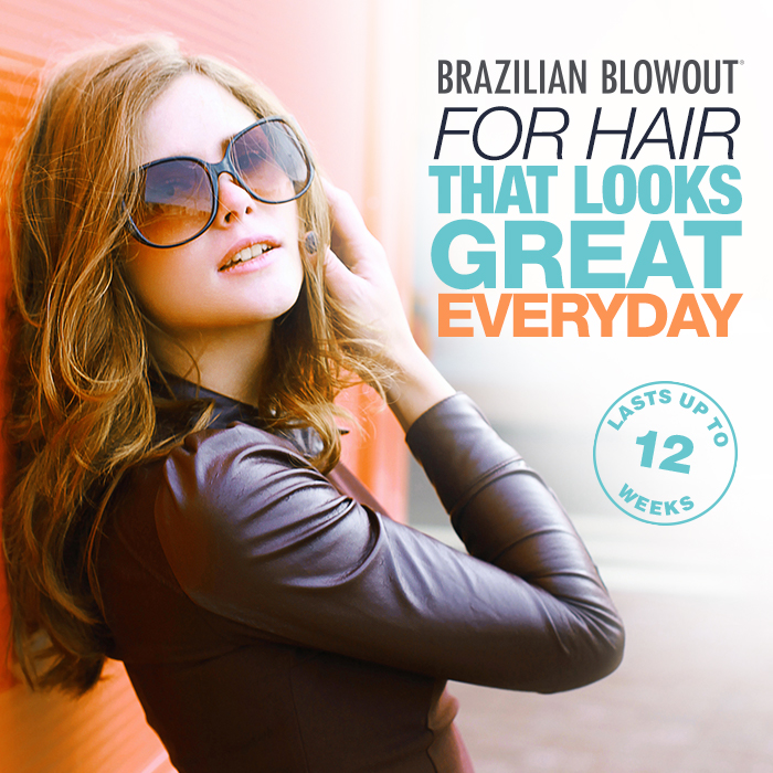 Get a Brazilian Blowout in Las Vegas For Hair That Looks Great Every Day