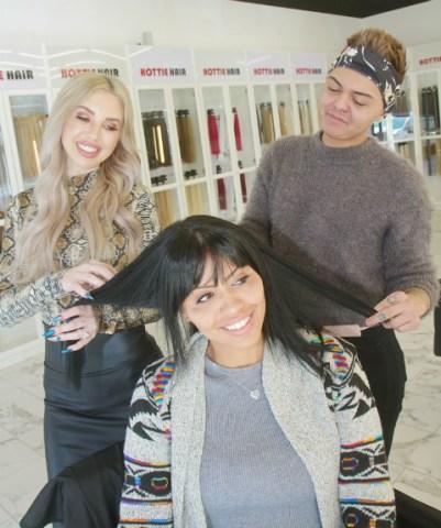 Womens Haircut Las Vegas