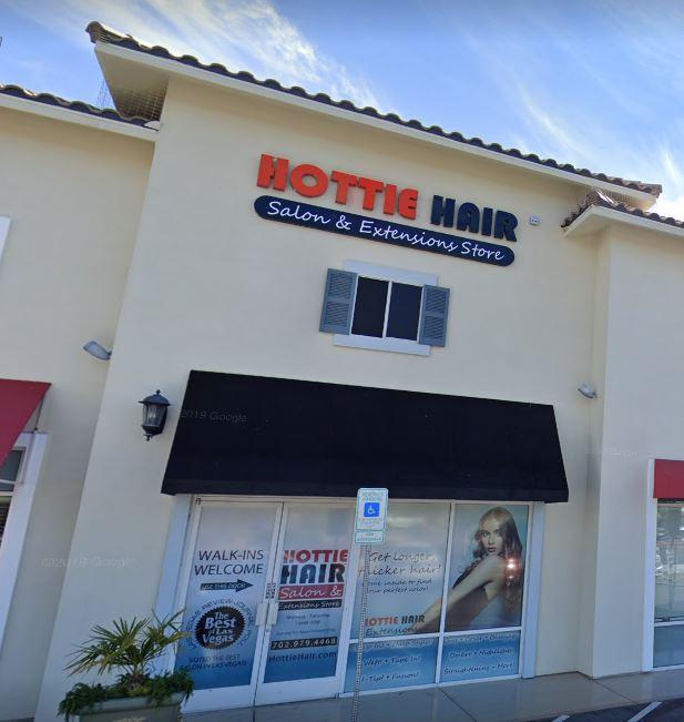 Hottie-Hair-Salon-Extensions-Hair-Store-Front-Summerlin-Las-Vegas