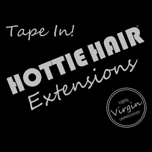 Virgin Hottie Hair the best brand of hair extensions