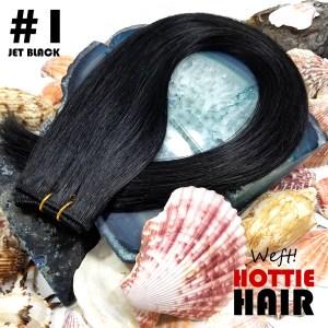 Weft-Hair-Extensions-Jet-Black-Rock-Top-01.fw