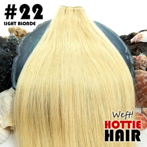Weft-Hair-Extensions-Light-Blonde-Swatch-22.fw