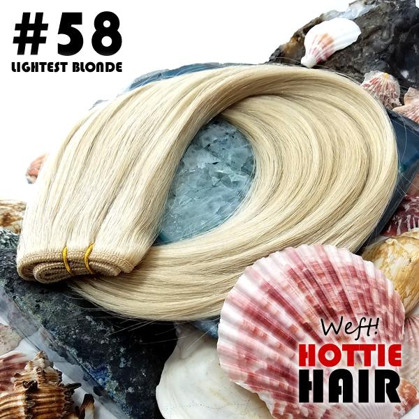 Weft-Hair-Extensions-Lightest-Blonde-Rock-58.fw