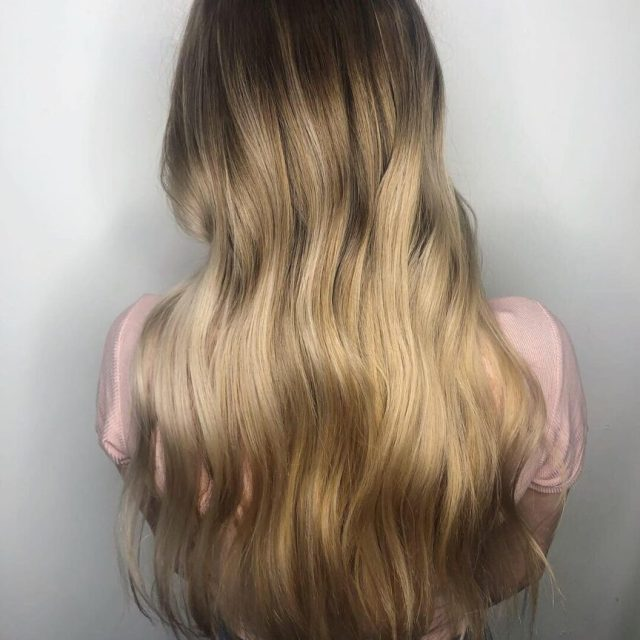 ombre hair salon las vegas
