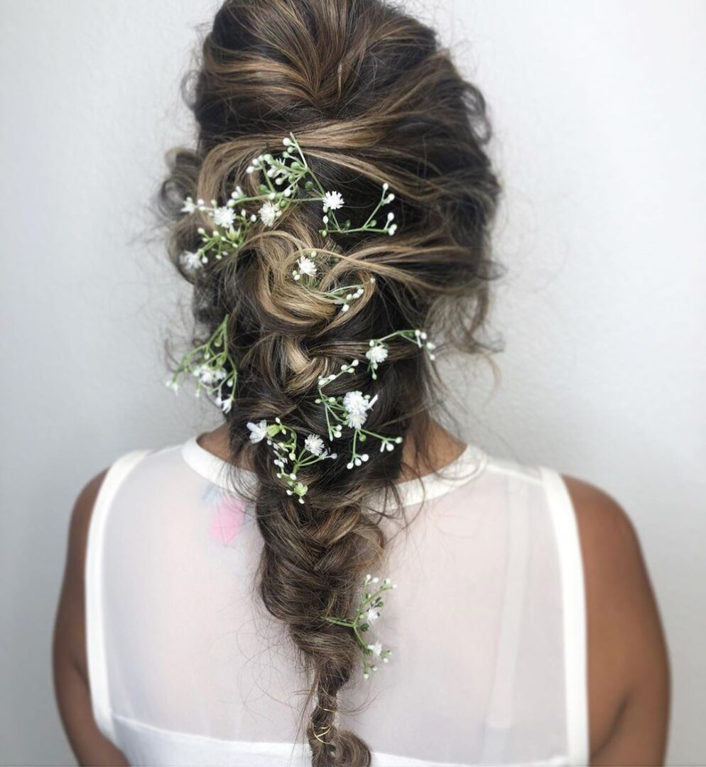 """FEATURED ON YOUR TANGO """"30 BEST BRIDESMAID WEDDING HAIRSTYLE IDEAS"""""""