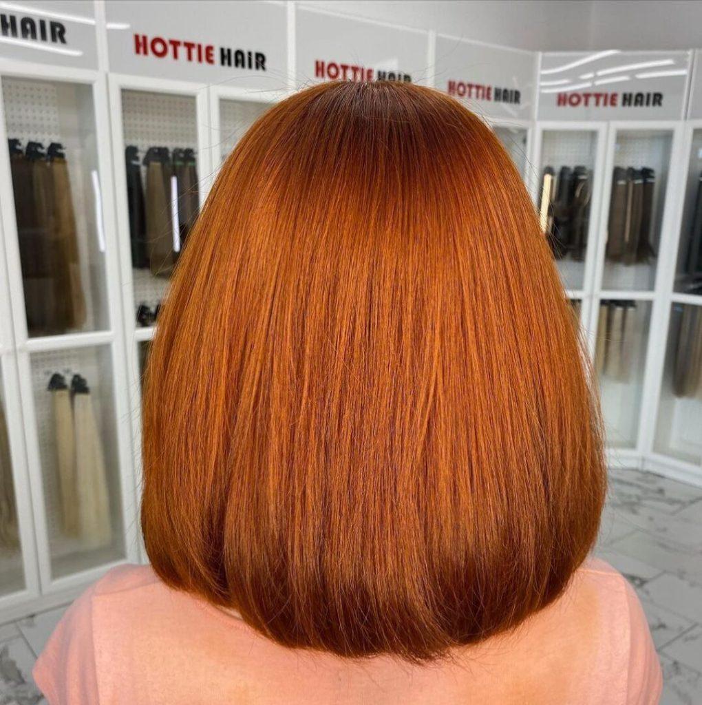 short hairstyle shoulder length haircut
