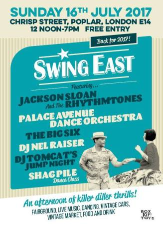 Swing East flyer