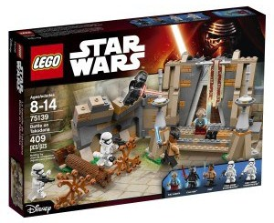 LEGO Star Wars Battle on Takodana Review