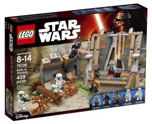 LEGO Star Wars Battle on Takodana Review