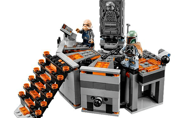 LEGO Star Wars Carbon-Freezing Chamber review