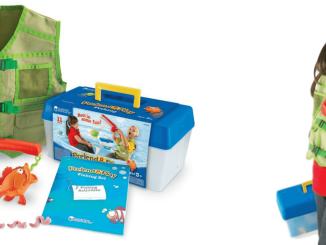 Learning Resources Pretend & Play Fishing Set review