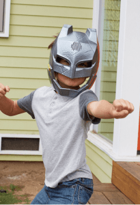 batman voice changer helmet