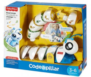 code a pillar fisher price