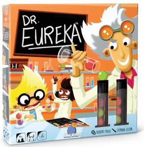dr eureka speed logic game review