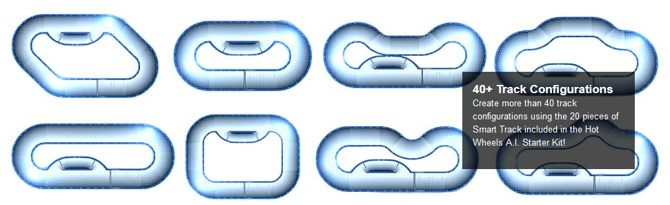 hot wheels ai tracks