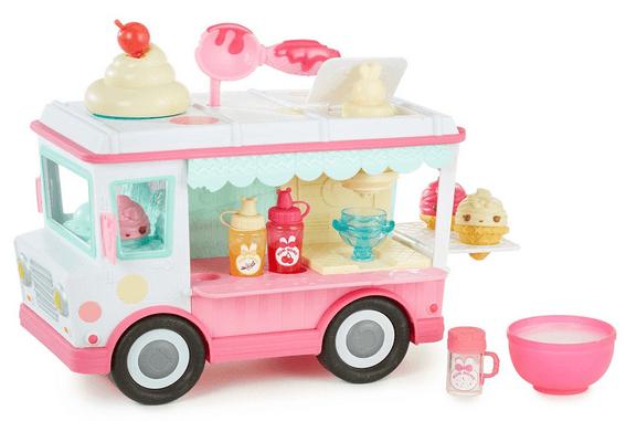 num noms lip gloss truck review