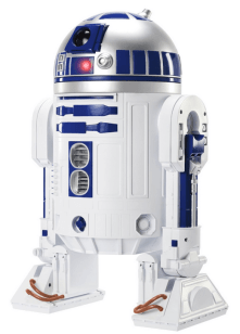 star wars deluxe electronic r2d2 review