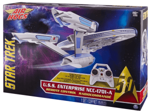 air hogs star trek enterprise drone