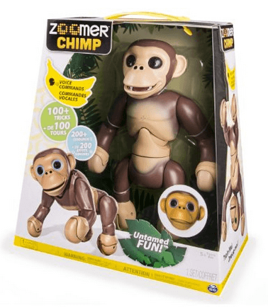 Zoomer Chimp Robot Review