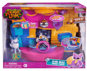 Animal Jam Club Geoz Playset Review