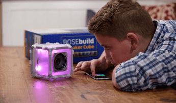 bosebuild speaker cube review