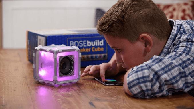 bosebuild speaker cube review