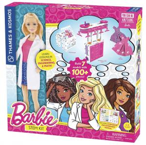 barbie stem kit review
