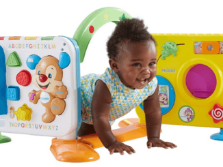 Fisher Price Laugh and Learn Crawl Around Learning Center Review