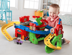 fisher price little people sit n stand skyway review