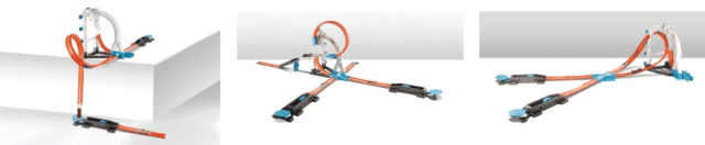 hot wheels track builder system stunt kit playset review