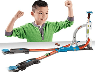 hot wheels track builder
