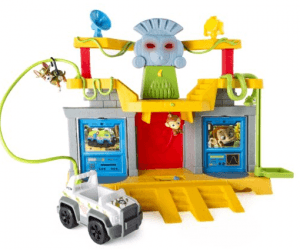 paw patrol monkey temple playset review