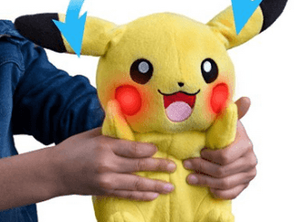 pokemon my friend pikachu review