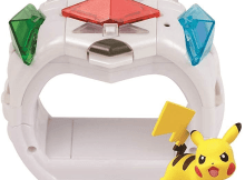 pokemon z ring interactive set review
