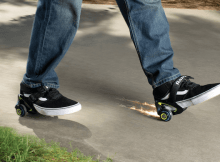 razor jetts heel wheels review
