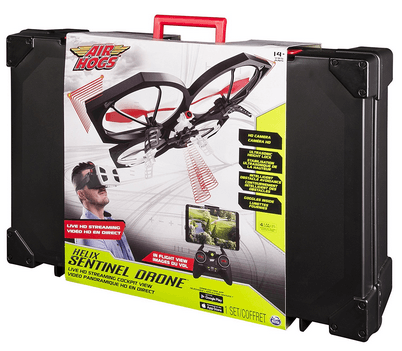 air hogs helix sentinel drone review