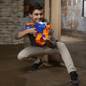 nerf n strike elite hyperfire blaster review