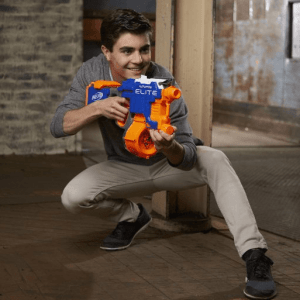 nerf n strike elite hyperfire blaster review