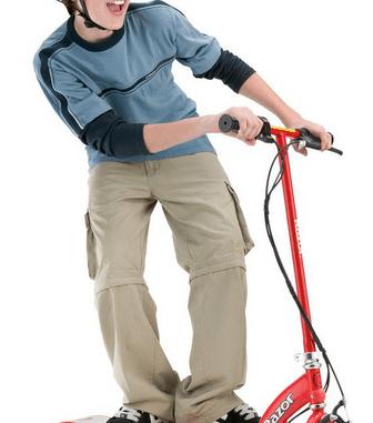 razor power core e100 electric scooter review