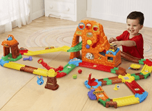 vtech go go smart wheels treasure mountain train adventure review