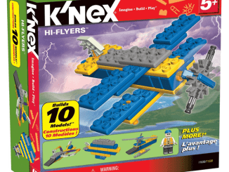 K'NEX Hi-Flyers Review