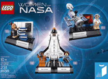 Lego Women of NASA Space Set review