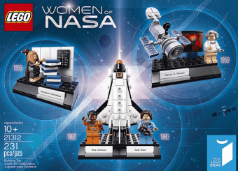 Lego Women of NASA Space Set review