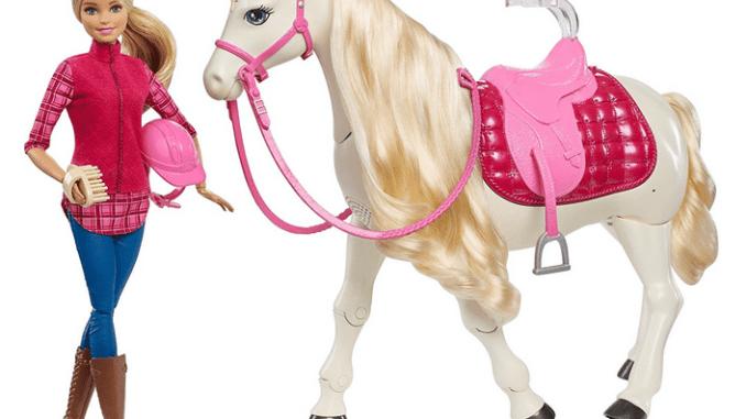 Barbie Dream Horse Review