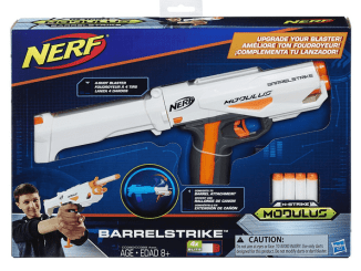 Nerf Modulus Barrel Strike Blaster review